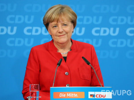 Кандидатуру Меркель напосту канцлера Германии поддерживают две трети германцев