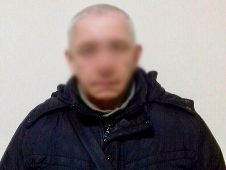 Милиция задержала боевика, который приехал заукраинской пенсией