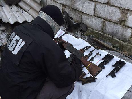 Военная генпрокуратура перекрыла канал поставки оружия иззоны АТО