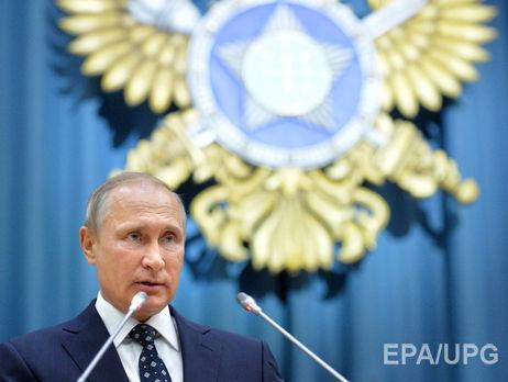 Первое интервью В. Путина попало вСеть