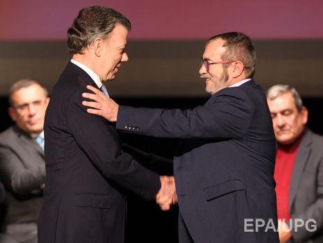 Колумбийские власти подпишут новое мирное соглашение сповстанцами FARC