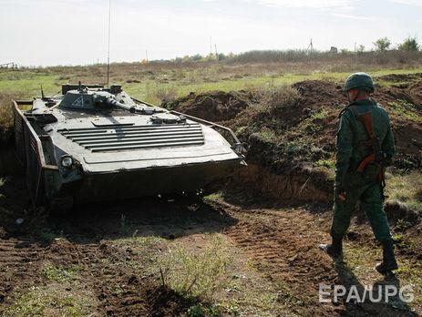 Боевики готовят насубботу провокации вДебальцево— Штаб АТО