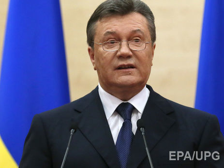 Янукович овоенныхРФ наДонбассе: Это приехали родственники