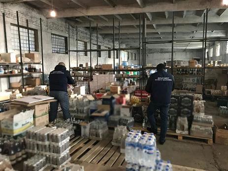 НаХарьковщине обнаружили склад сподпольным спиртом