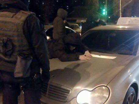 Милиция: ВКиевской области схвачен грузинский «вор взаконе»