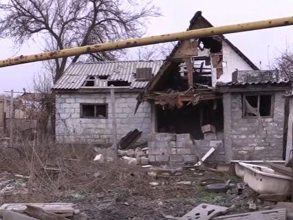 Расстрелянное Зайцево: вweb-сети показали, вочто террористы превратили село наДонбассе