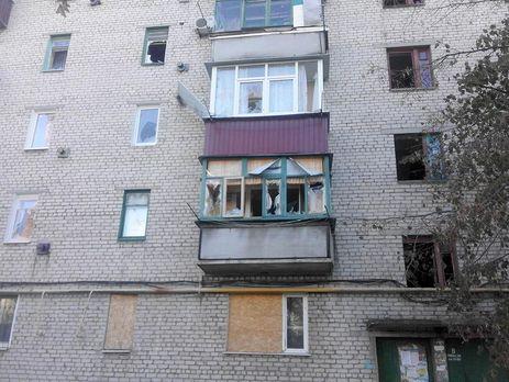 ВСаханке пьяные боевики изпулеметов обстреляли дом