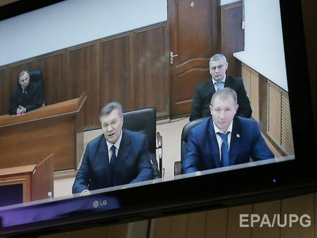 Бенефис Виктора Януковича— Комментарий