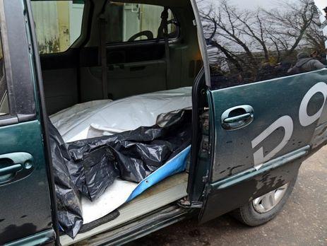 «ДНР» сообщила, что передаст тела 2-х украинских военных, погибших в 2014г.