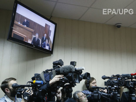 «Ялично неснял ссебя президентской ответственности»,— Янукович