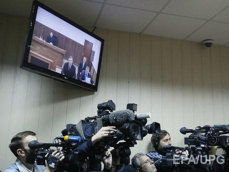 ГПУ сумеет поставить всуде вопрос онедостоверности показаний Януковича— обвинитель
