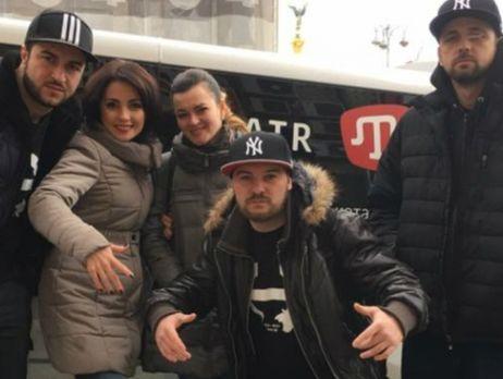ФСБ задержало крымскотатарских музыкантов, выступавших вКиеве