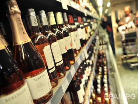 ВКиеве отменили запрет на реализацию алкоголя вкиосках