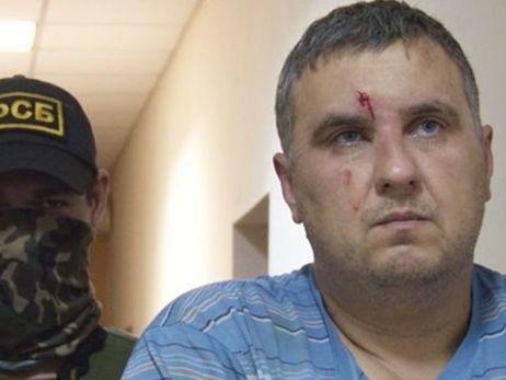 Задержанный вКрыму «диверсант» Панов написал первое письмо родным