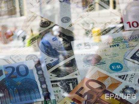 НБУ на1декабря укрепил курс гривны кдоллару до25,56