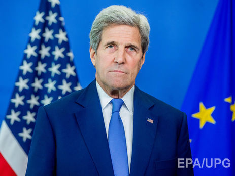 Керри поведал , почему Российская Федерация  недошла до столицы Украины