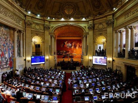 Сенат Колумбии одобрил новый договор омире сFARC