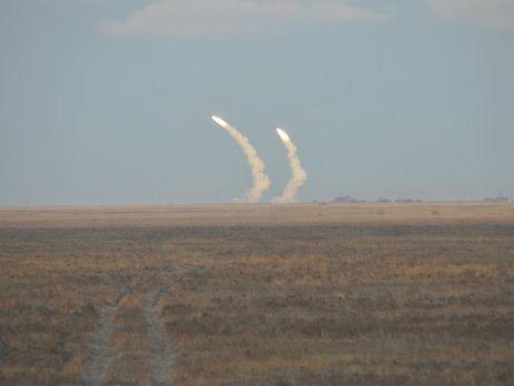 Российская Федерация будет сбивать украинские ракеты около Крыма