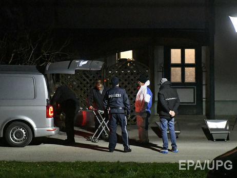 Женщина убила свою семью сдетьми изастрелилась вАвстрии