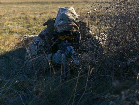 Вконце рабочей недели взоне АТО были ранены шесть военных