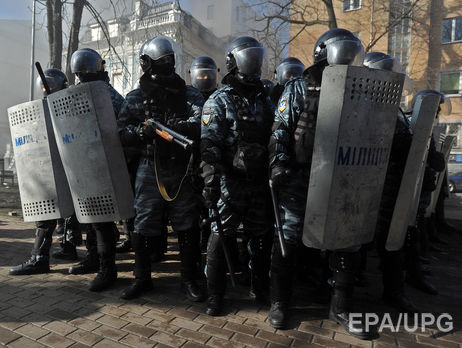 Шуляк незнает, кто стрелял наМайдане 20февраля