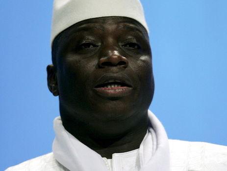 Президент Гамбии мирно отдал власть спустя два десятка лет