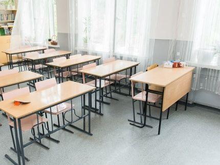 Школы вСумах закрывают накарантин
