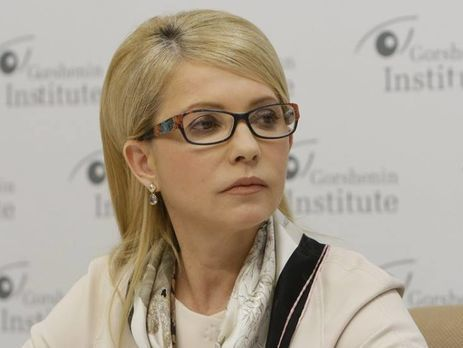 Тимошенко поведала, какие тайные договоренности поДонбассу Порошенко скрывает отукраинцев