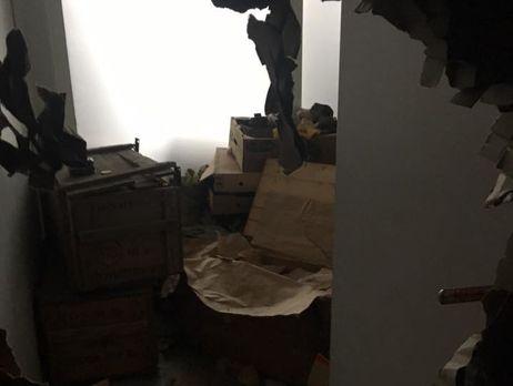 ВОдессе неизвестные устроили погром вволонтерском центре: появились фото