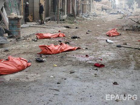 Захват Асадом Алеппо незакончит войну вСирии— Могерини