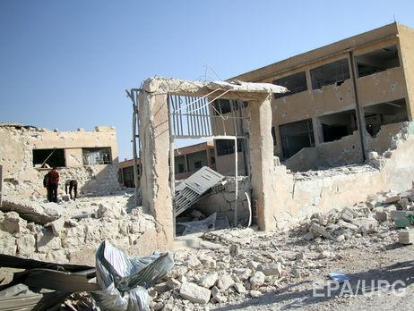 Оточередного авиаудара российских «миротворцев» вСирии погибли 14 гражданских— правозащитники