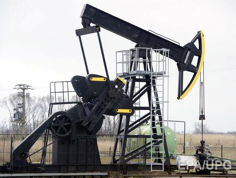 Нефть Brent подорожала до55 долларов
