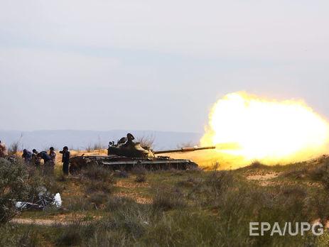 Войска правительства национального согласия Ливии освободили Сирт отИГ