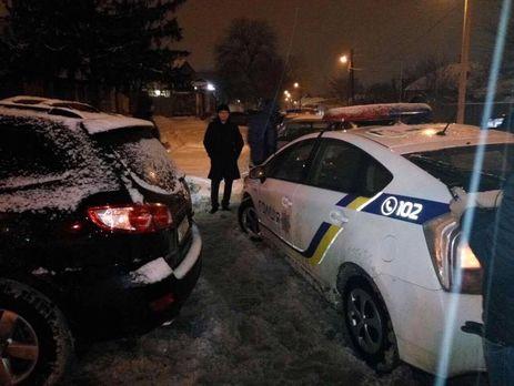 Офицер милиции грозил пистолетом шоферу