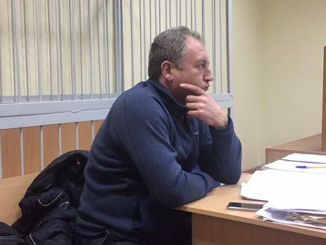 Суд отпустил экс-начальника департамента МВД Грыняка напоруки 2-х депутатов