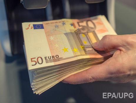 Курс евро отНБУ перешагнул психическую отметку в28 грн