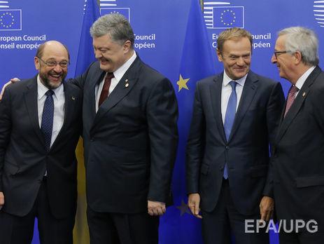 Украина пока несмогла улучшить свою репутацию вевропейских странах