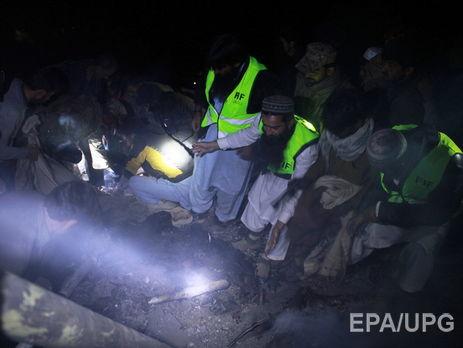 При крушении самолета вПакистане погибли два гражданина Австрии