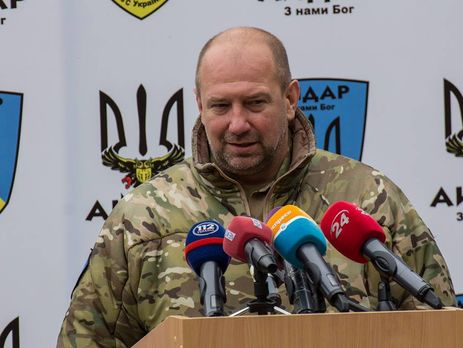 Москаленко сказал о решении Мельничука выйти изгруппы «Воля народа»