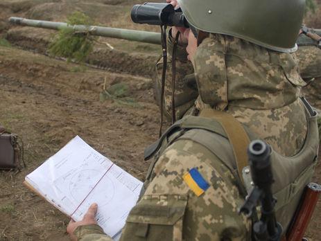 ВХерсонской области трое военных устроили стрельбу