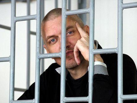 ВРФ пробуют утаить следы бесчеловечного обращения сполитзаключенным украинцем Клыхом