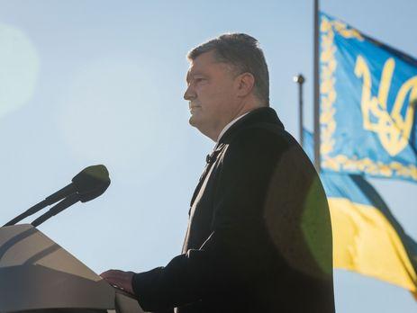 Украина делает все для возвращения политзаключенных изРФ— Порошенко