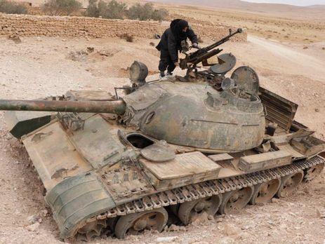 Сирийские войска отразили попыткиИГ захватить Пальмиру