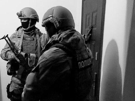 ВОдесской области проходит масштабная полицейская спецоперация