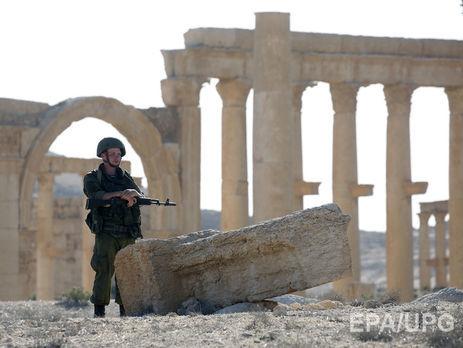 Боевики ИГИЛ захватили сирийскую Пальмиру