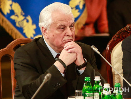 Кравчук озвучил занимательный план решения войны наДонбассе