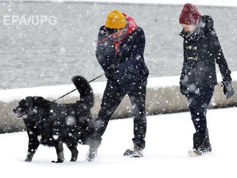ГосЧС предупредила осильном снеге игололеде в4 областях