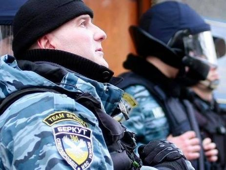 Причастный кразгону Майдана «беркутовец» возглавляет Полк милиции особого назначения