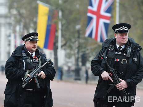 Британская милиция арестовала шестерых подозреваемых втерроризме
