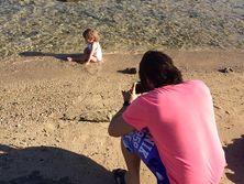 Мозговая с мужем и младшей дочерью отдыхает в Египте. Фоторепортаж